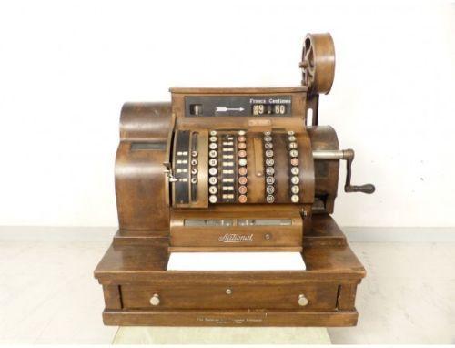Rare-caisse-enregistreuse-ancienne-The-National-Cash-Register-Company