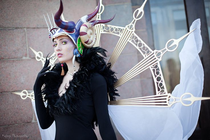 Edea from FF VIII: Edea Cosplay, Cool Cosplay, Awesome Cosplay, Cosplay Awesome, Amazing Cosplay, Cosplay Costumes, Awesome Costumes, Beautiful Cosplay, Costumes Cosplay
