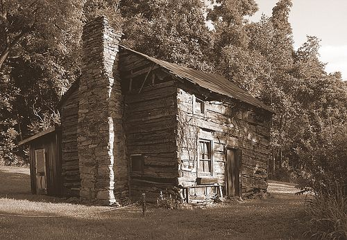 46 Best Images About Old Log Cabins On Pinterest