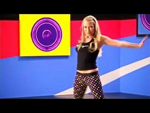 Fitness training with Tracy Anderson. A set of exercises 1. Fitness exercises - YouTube