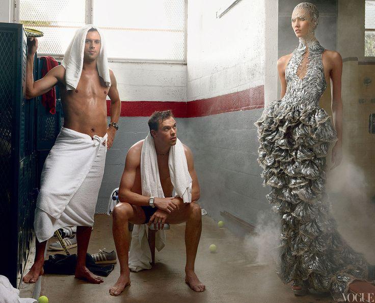 Team USA Karlie Kloss Vogue