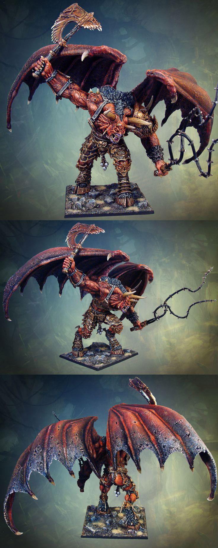 Bloodthirster Greater Daemon of Khorne