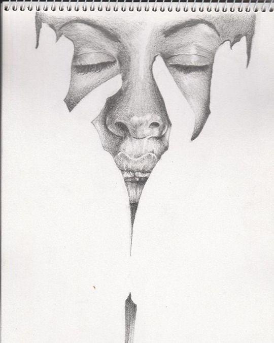 HIDEAWAY pencil work
