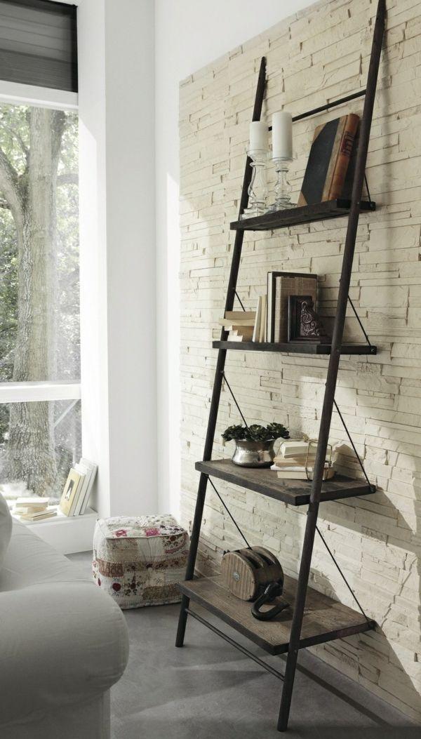 les 25 meilleures id es de la cat gorie etagere echelle sur pinterest tag res d 39 chelle ikea. Black Bedroom Furniture Sets. Home Design Ideas