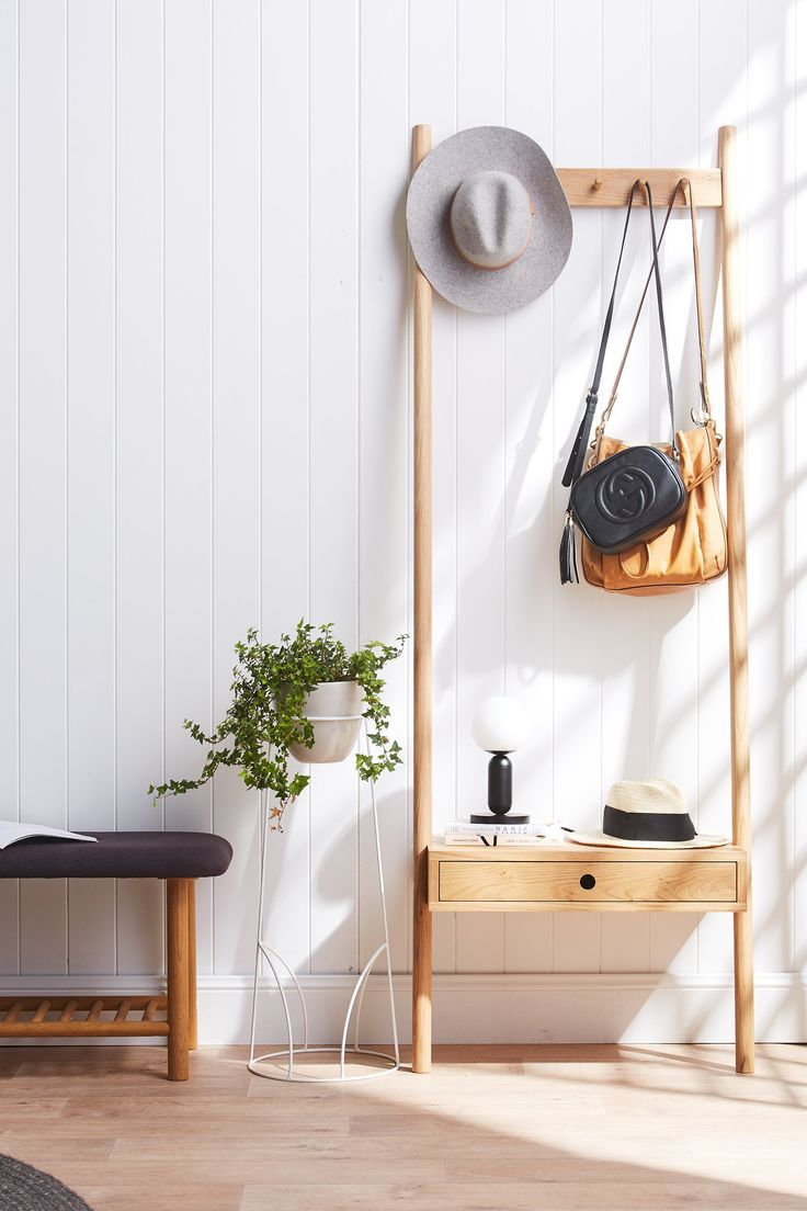 Hallway Humpdays - This entryway space is perfectly composed and super functional, hanging space, stacking space, seating space and a tough of drawer space. Don't neglect your hallway... remember first impressions are everything...