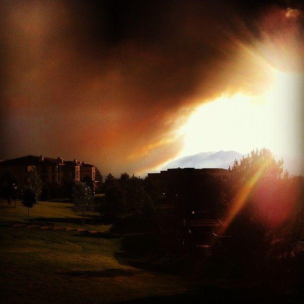 Instagram: Colorado Fires