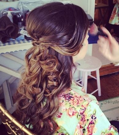 Conflicted with hairstyles! « Weddingbee Boards
