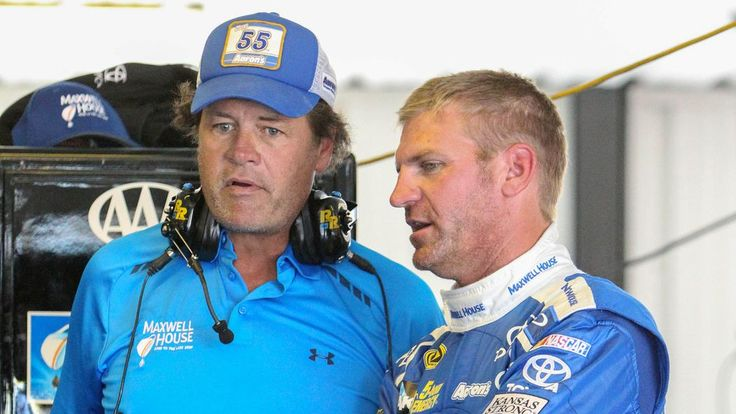 Changes are coming to Michael Waltrip Racing, but how that will impact Clint Bowyer isn't yet known.