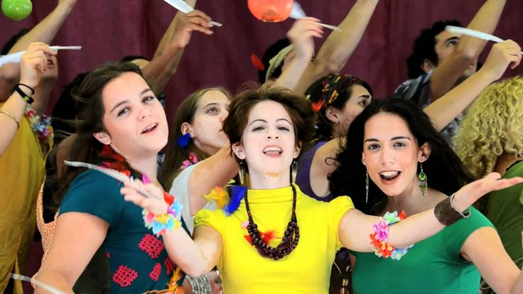 Follow us on Facebook! http://facebook.com/Fountainheads A Rosh Hashanah musical parody by The Ein Prat Fountainheads from the Ein Prat Academy, Israel http:...