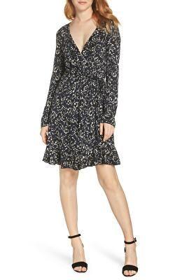 c1a0ac85dc FRENCH CONNECTION Designer Aubi Meadow Jersey Dress