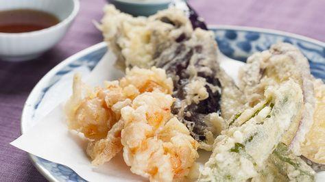Tempura | Ayo Masak Makanan Jepang! | NHK WORLD RADIO JEPANG