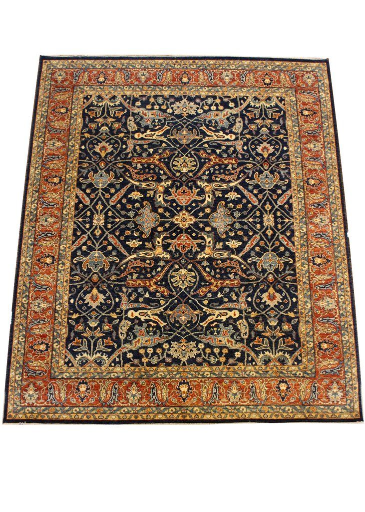 Pin By Terrie Allen On Persian Rugs On Carpet Serapi Rug Simple Carpets