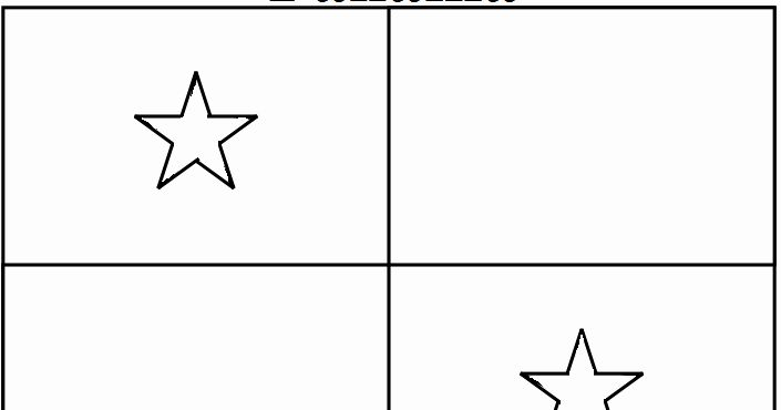 Panama Flag Coloring Page Elegant The Geography Blog Panama Flag Coloring Page Flag Coloring Pages Panama Flag Coloring Pages