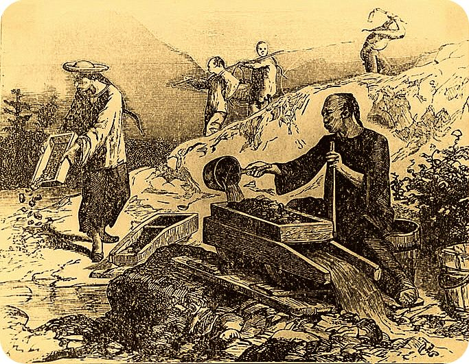 essays on california gold rush The california essay the california's gold rush of 1849 and how it changed and shaped america's west en1320 gold, since the beginning of civilization has been the focal point of wealth and power.