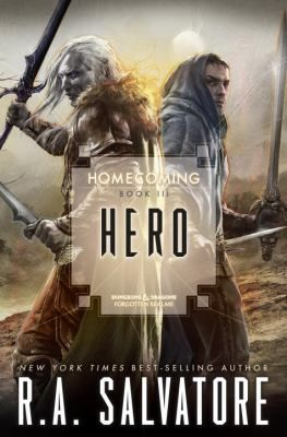 Hero: Homecoming, Book III - This title is still being acquired by libraries in SAILS, but it is listed in the online catalog already. Place your hold now to get your name on the list!