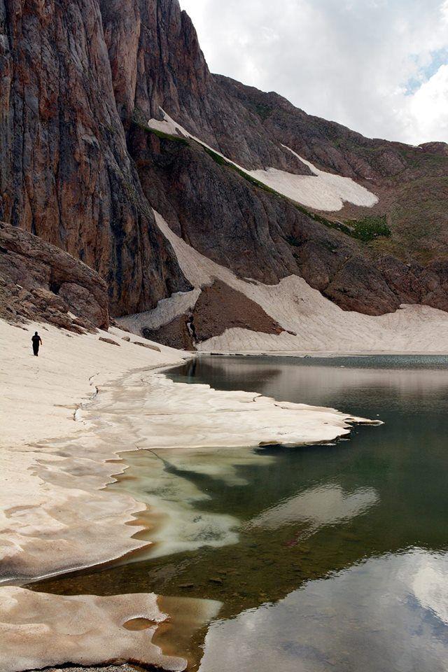 Buyer Baba Gölü - Tunceli