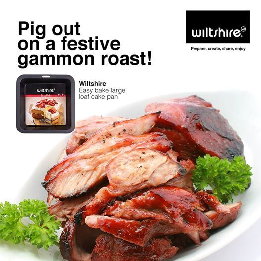 Get your pork roast done just right. See full recipe here: www.facebook.com/wiltshiresa
