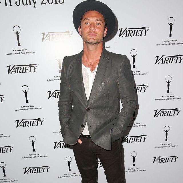 Camisa Henley Jude Law
