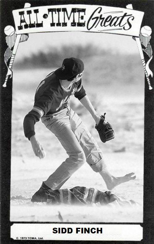 Sidd Finch New York Mets