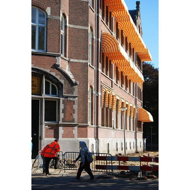 Oranje #orange #amsterdam
