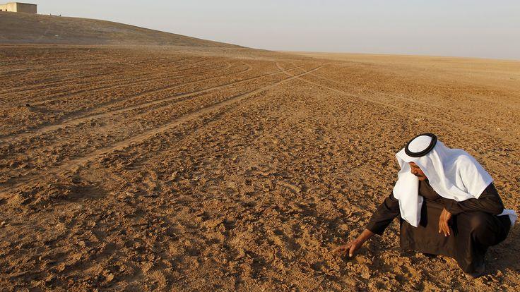 Global warming helped trigger Syria's civil war