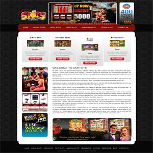 All Slots Casino has powerful Micro gaming software platform and offers players one of the best parts of the game