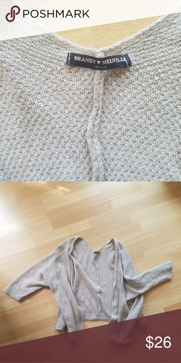 Brandy Melville cardigan Good condition Brandy Melville Sweaters Cardigans