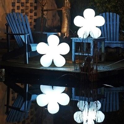 Lamp Bloem 60cm