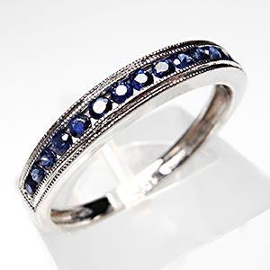 sapphire wedding band- 10 year anniversary ring?