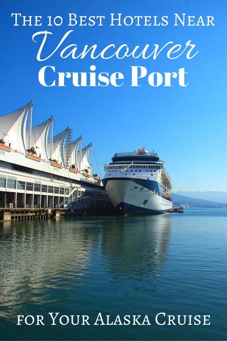 Off on an Alaska cruise soon? Need hotels near Vancouver cruise port? Here's a list of the 10 best hotels near Canada Place Vancouver to help you decide.