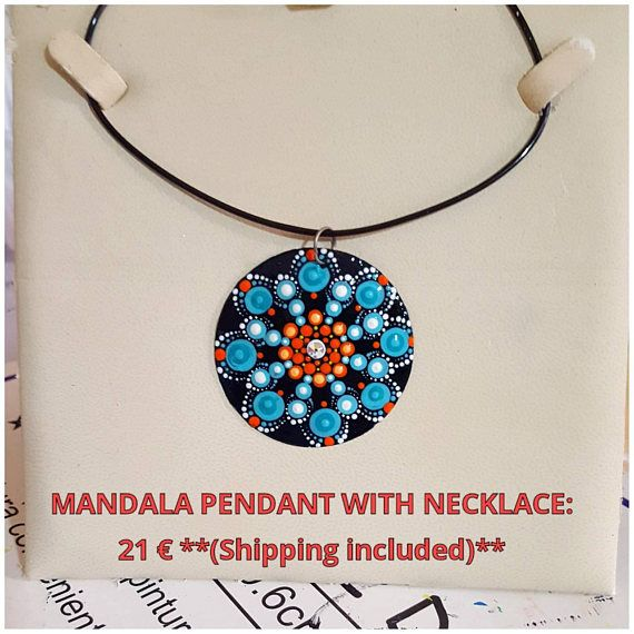 Check out this item in my Etsy shop https://www.etsy.com/listing/557745080/mandala-pendant-with-necklace-pendant