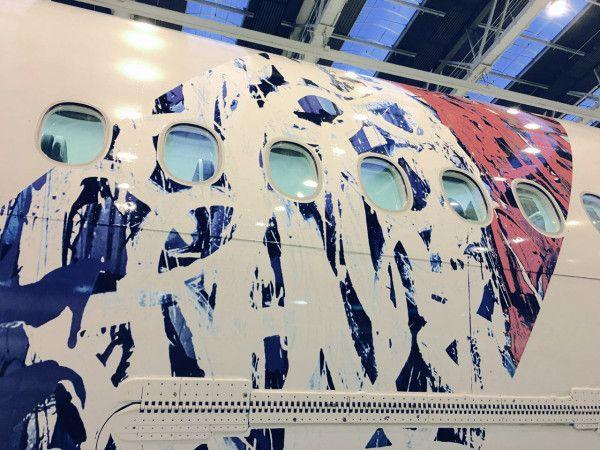 JonOne x Air France
