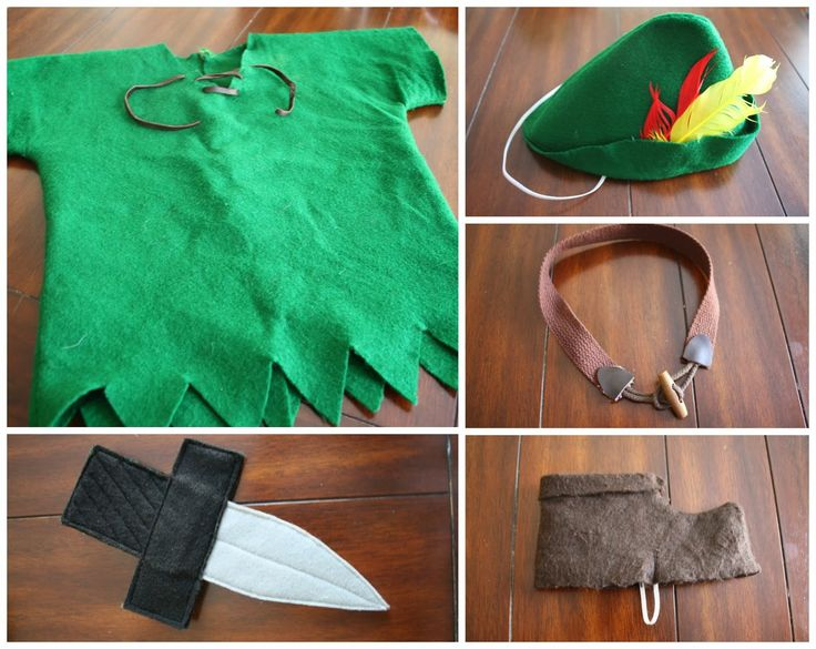 Live a Little Wilder: a peter pan halloween