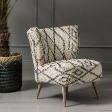 Mina Printed Chair