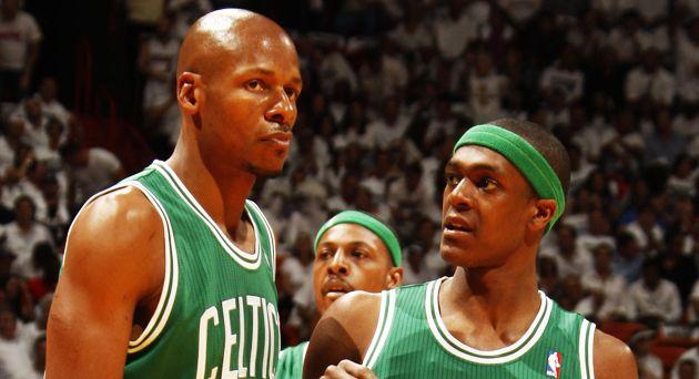 Celtics news: Ray Allen, Paul Pierce mend fences Chinese celebrity game