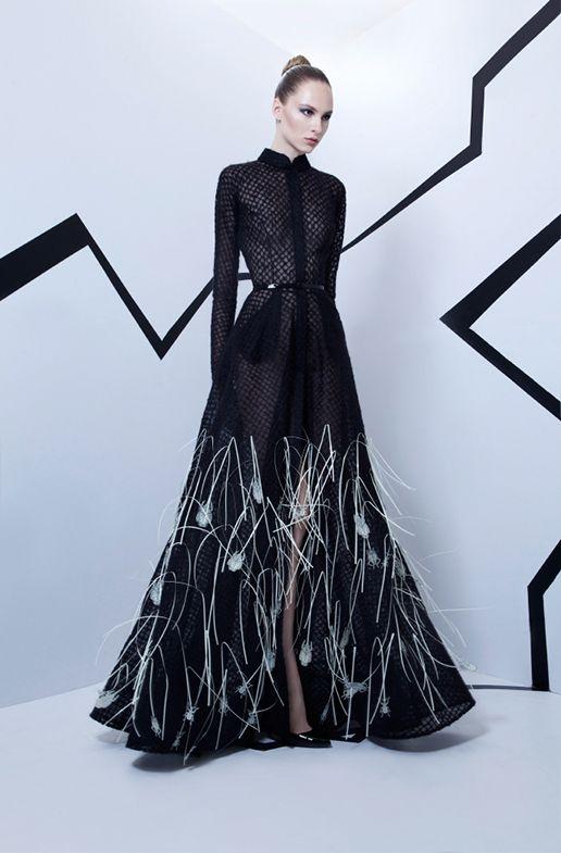 Высокая мода от Rami Kadi: жуки еще никогда не выглядели так роскошно