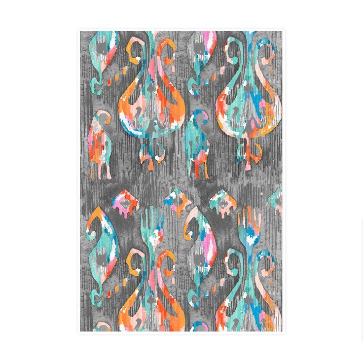 Spiral of Silence Art Print