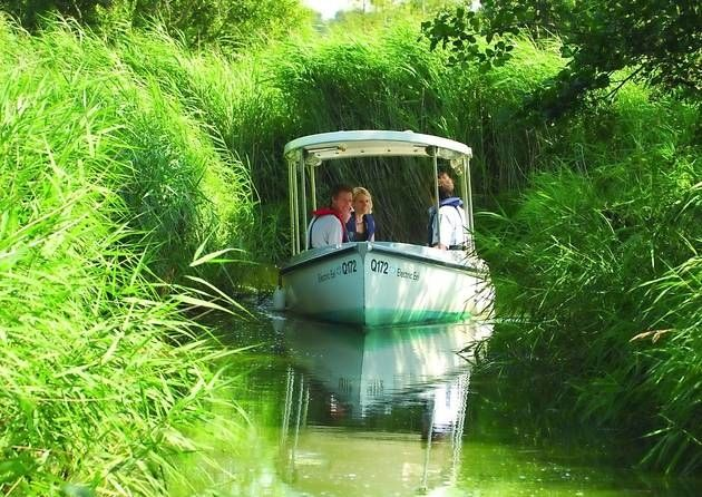 50 must do things on the Norfolk Broads - see the visitor centre at Ranworth, see the boardwalk at Barton, book a boat trip at Hickling and attend Evening Explorers and visit Thorpe Marshes