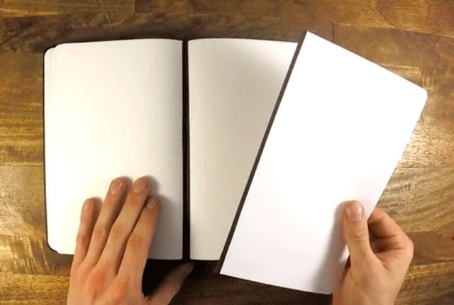 This Magnetic Notebook Lets You Add, Remove, and Reorganize Its Pages