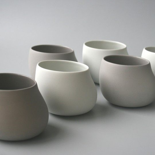Cups by Margit Seland
