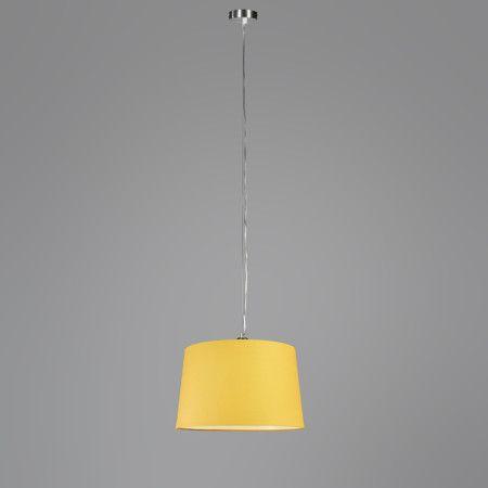 Lampa wisząca Cappo 1 stal
