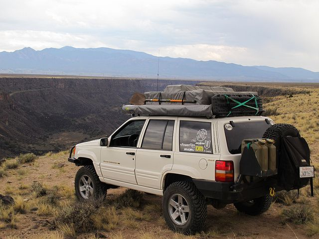 Grand Cherokee Expedition Style Jeeps 4x4 Pinterest