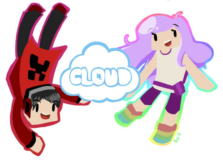 ihascupquake and redb15 cloud 9!!! It is AWESOME!!! Check out there channel