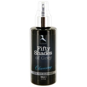 Dezinfectant Cleansing Fifty Shades of Grey 100ml | Sexshop Xtoys.ro