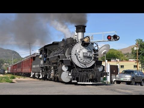 Big Boy 4014 Steam Train - The Road to Restoration: Pomona to Colton - YouTube