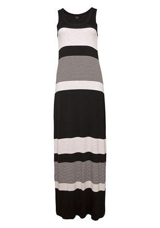 Bold Stripe Maxi Dress Stripe 1