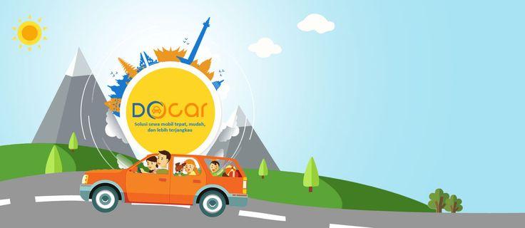 Docar - Aplikasi Rental Mobil Solo Jogja Semarang