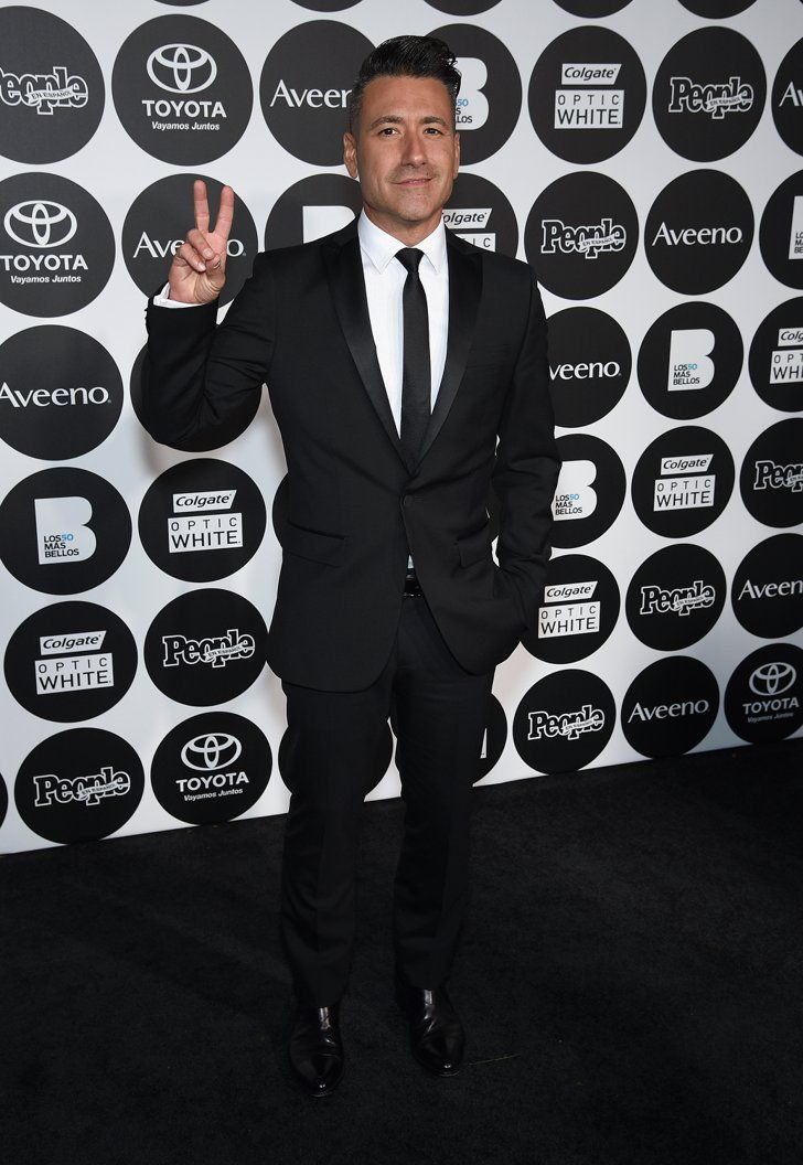 Pin for Later: All the Style from People En Español's 50 Más Bellos Party Jorge Bernal
