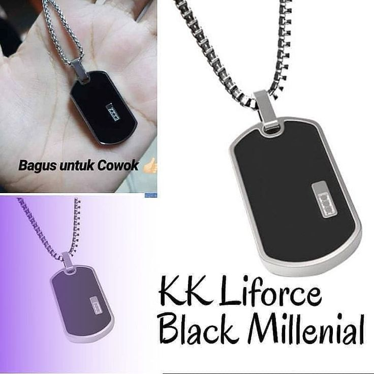 Investasi Sekali Seumur Hidup Manfaat Kk Liforce Bertahan Hingga 100 Tahun Kk Liforce Produk Made In Usa Kalung Keseha Dog Tag Necklace Tag Necklace Necklace