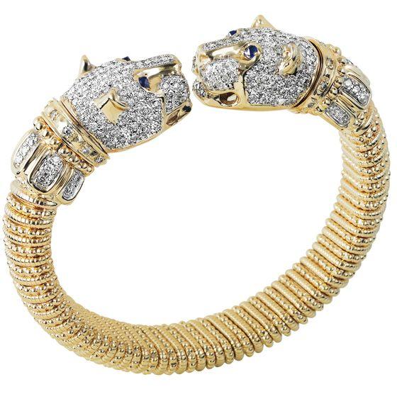 #VAHAN #VahanStyle #bracelet #gold #diamonds